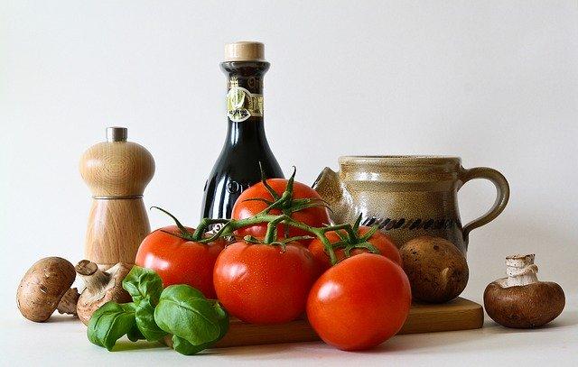Vers groente en fruit