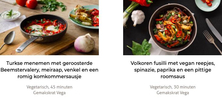Dekrat.nl veggie